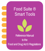 FoodSuite Smart Tools Manual